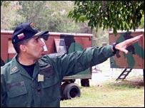 Lt Col Antonio Benavides