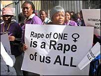 Anti-rape campaigners