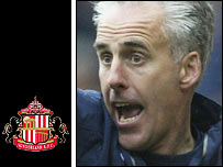 Sunderland have sacked manager Mick McCarthy