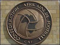 The Caf logo