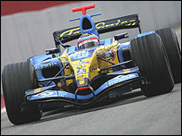 The Renault R26