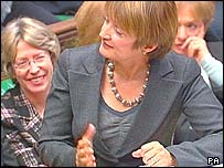 Tessa Jowell in the Commons