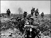 More than one million soldiers were killed at the Somme