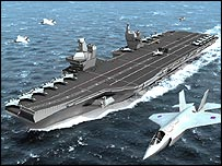 Image of CVF carrier