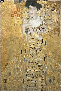 Obra de Gustav Klimt.