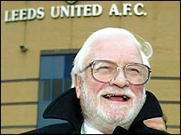 Leeds Utd chairman Ken Bates