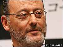 Da Vinci Code actor Jean Reno