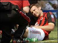 AC Milan's Andriy Shevchenko