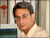 Dr Imad Khadduri (image: property of same)