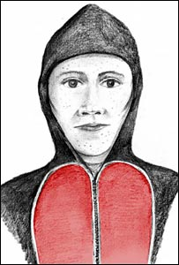 Suspect - police poster