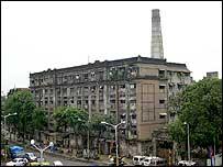 Mumbai textile mill