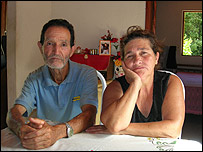 The parents of Jean Charles de Menezes