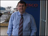 Philip Clarke, Tesco international and IT director