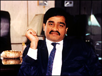 Dawood Ibrahim [Courtesy: Outlook magazine]
