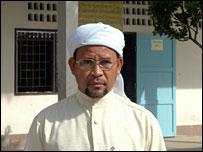 Muslim community leader Abdul Rahman