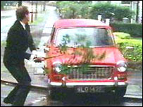 Fawlty car