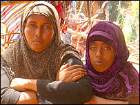 Somali women in Kenya