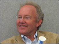 Heini Gruffudd, Cadeirydd Pwyllgor Gwaith Eisteddfod Abertawe 2006