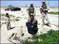 Border between Iraq and Iran