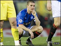 Barry Ferguson cannot believe Rangers' exit