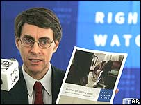 Documento de Human Rights Watch.