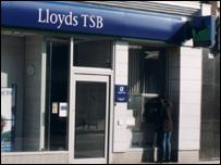 Lloyds TSB branch - generic