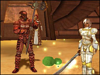 Screenshot from Saga of Ryzom, Nevrax
