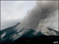 Mount Tungurahua