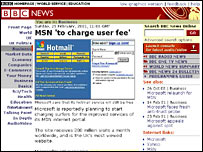 Microsoft - Fees Announced