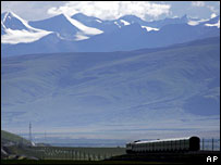 Beijing-Lhasa train, 6/7/06
