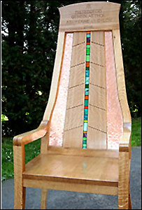 Cadair Eisteddfod Genedlaethol Abertawe a'r Cylch 2006