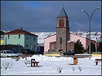 A Church on St Pierre
