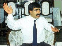 "Huseyin Baybasin, known as ""Europe's Pablo Escobar"""