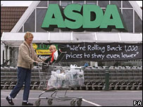 Asda shopper