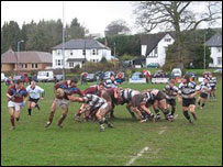 Lampeter Rugby Club (picture: Lampeter Rugby Club)