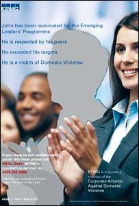 KPMG poster