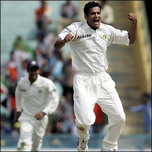 Indian bowler