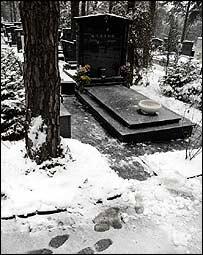 Ana Mladic grave