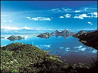 Lake Skadar (picture: Unesco)