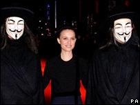 Natalie Portman attending premiere
