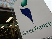 Gaz de France headquarters