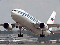 """Самолет """"Аэрофлота"""". Фото с сайта """"Шереметьево"""""""