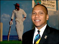 Windies World Cup 2007 chief executive Chris Dehring