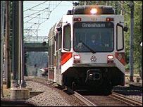 Gresham train