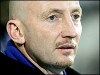 Plymouth manager Ian Holloway