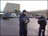 Colbert de Torcy secondary school, Sable-sur-Sarthe, France