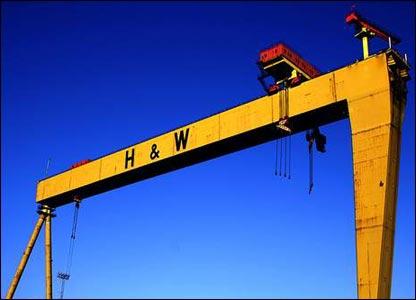 Belfast Harland & Wolff