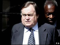 John Prescott earlier this month