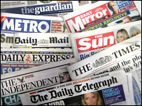 Newspapers (generic)