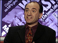 Armando Iannucci on Have I Got News For You